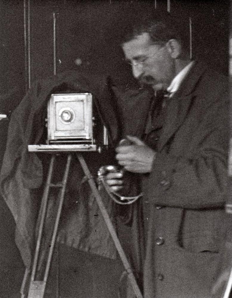 John Wield, photographer