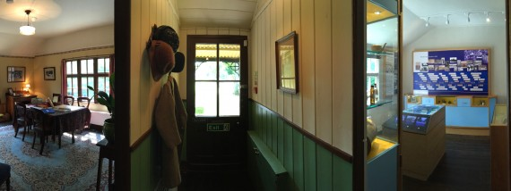 Inside the Cottage Museum